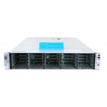 "HP ProLiant DL380p Gen8 V2 25x 2.5"" SFF - Front"