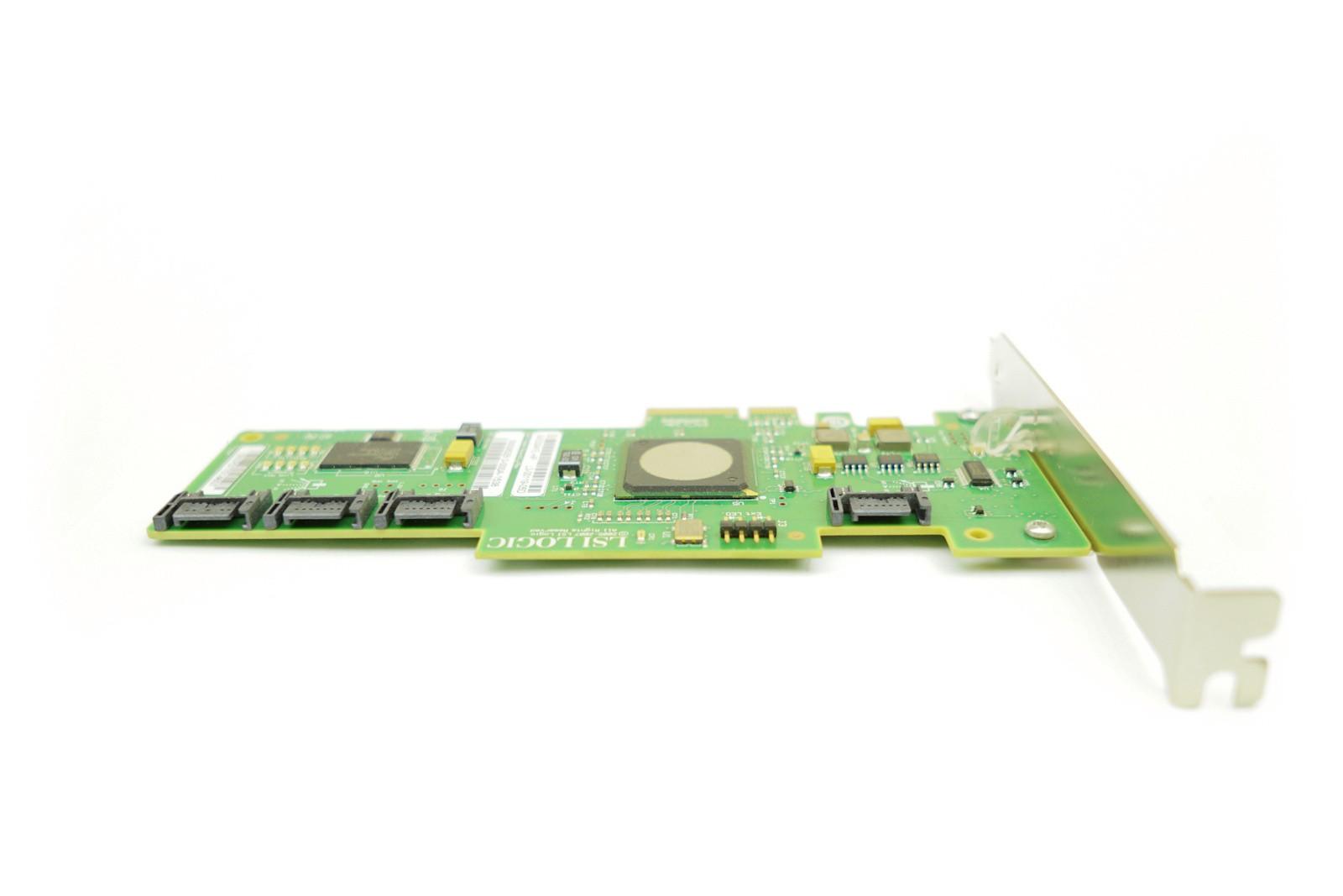 HP SAS3041E-HP - FH PCIe-x4 RAID Controller