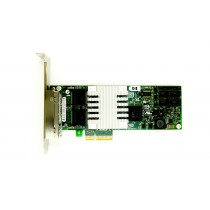 HP NC364T Quad Port - 1GbE RJ45 Full Height PCIe-x4 Ethernet