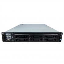 "HP ProLiant DL380 G7 2U 6x 3.5"" (LFF) Front"