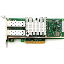 Dell X520-DA2 Dual Port - 10GbE SFP Low Profile PCIe-x8 Ethernet