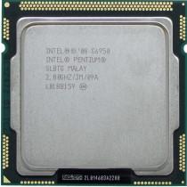 Intel Pentium G6950 (SLBTG) 2.80Ghz Dual (2) Core LGA1156 73W CPU