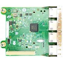 Dell Intel I350-T4 Quad Port - 1GbE M-Series Ethernet