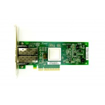 HP 82Q Dual Port - 8Gbps SFP Full Height PCIe-x8 HBA