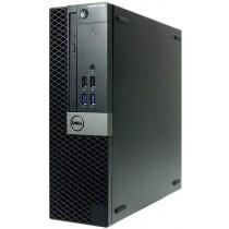 Dell Optiplex 7040 SFF Front Side-Right Image