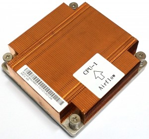 Quanta QSSC-2ML CPU 1 Heatsink