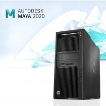 AutoDesk Maya Pre-Configured Workstation