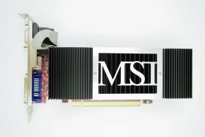 MSI GeForce 8400 GS 512MB DDR2 PCIe x16 FH