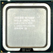 Intel Core 2 Duo E6550 (SLA9X) 2.33Ghz Dual (2) Core LGA775 65W CPU