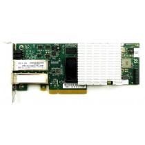 Qlogic QLE3242 Dual Port - 10GbE SFP Low Profile PCIe-x8 Ethernet