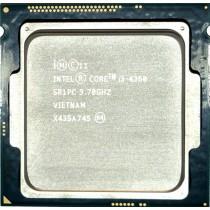 Intel Core i3-4360 (SR1PC) 3.70Ghz Dual (2) Core LGA1150 54W CPU