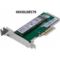 Lenovo ThinkStation M.2 NVMe to PCIe-x4 LP Converter M-Key