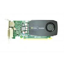 HP nVidia Quadro 600 Black - 1GB DDR3 PCIe-x16 LP