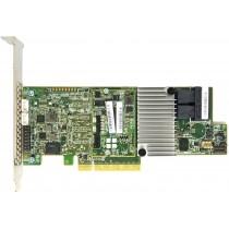 LSI MegaRaid SAS 9361-8i 1GB - FH PCIe-x8 12Gbps SAS RAID Controller