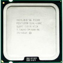 Intel Pentium E5200 (SLB9T) 2.50Ghz Dual (2) Core LGA775 65W CPU