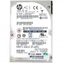 "HP (518194-001) 146GB Dual Port SAS-2 (SFF 2.5"") 6Gbps 10K HDD"