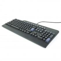 Lenovo Preferred Pro - UK Keyboard (Black, USB) New