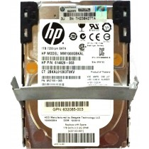 "HP (614829-003) 1TB SATA-III (2.5"") 6Gbps 7.2K HDD in Quick-Release Caddy"