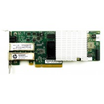 HP NC523SFP Dual Port - 10GbE SFP Low Profile PCIe-x8 Ethernet