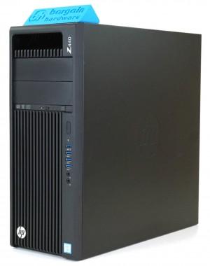 HP Z440 Workstation - Front