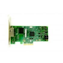 Intel I350-T2 Dual Port - 1GbE RJ45 Full Height PCIe-x4 Ethernet