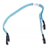 """HP ProLiant DL380p G8, DL385p G8 Dual Mini SAS Cable 20.5"""" 24.5"""""""