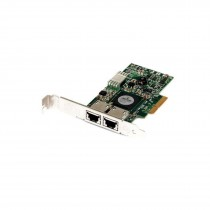 Broadcom BCM5709 Dual Port - 1GbE RJ45 Full Height PCIe-x4 Ethernet