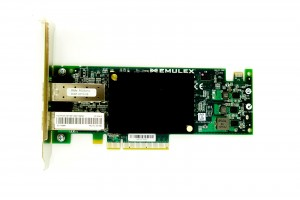 IBM OCe11102 Dual Port - 10GbE SFP+ Full Height PCIe-x8 CNA