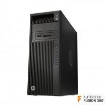 AutoDesk Fusion360 Pre-Configured Workstation