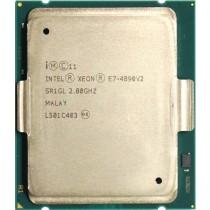 Intel Xeon E7-4890 V2 (SR1GL) 2.80Ghz Fifteen (15) Core LGA2011-1 155W CPU