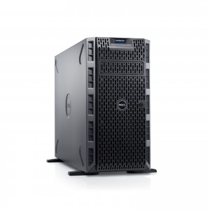 "Dell PowerEdge T320 16x 2.5"" (LFF) Tower Server Front"