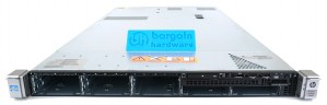 "HP ProLiant DL360p Gen8 V1 1U 8x 2.5"" (SFF) Front"