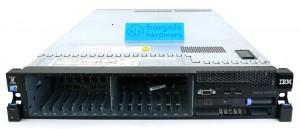 "IBM X3650 M3 2U 8x 2.5"" (SFF)"