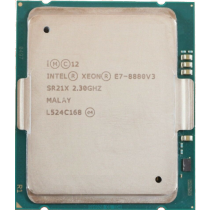 Intel Xeon E7-8880 V3 (SR21X) 2.30Ghz Eighteen (18) Core LGA2011-1 140W CPU