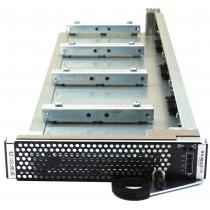 HP P10000 3PAR 4Gb/s Drive Magazine 4x LFF SAS Non Hot-Swap