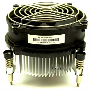 HP Z200, 8000, 8100 CMT Heatsink & Fan