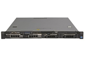 Dell PowerEdge R410 4x NHS Front
