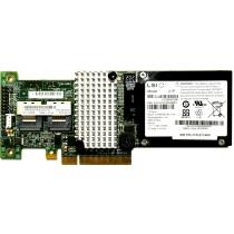 IBM ServeRAID M5015 512MB NV inc. Battery - PCIe-x8 SAS RAID Controller