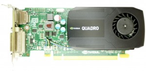 nVidia Quadro K600 - 1GB DDR3 PCIe x16 LP