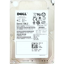 "Dell (J084N) 146GB SAS-2 (2.5"") 6Gbps 15K HDD"