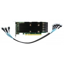 Dell PowerEdge R630 10xSFF U.2 NVMe Enablement Kit