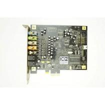 Dell Soundblaster SB0880 X-Fi Titanium - PCIe-x1 FH Sound Card