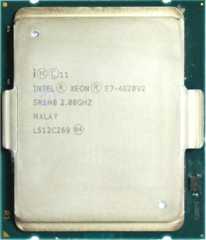 Intel Xeon E7-4820 V2 (SR1H0) 2.00Ghz Octa (8) Core LGA2011 105W CPU