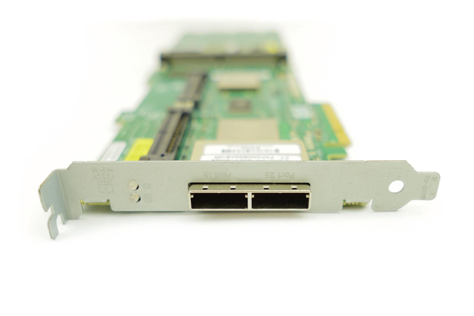 Lot of 2 HP Hewlett Packard 012608-001 398647-001 P800 Smart Array RAID Cards