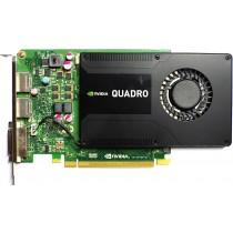 nVidia Quadro-K2200 - 4GB GDDR5 PCIe-x16 FH