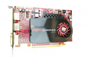 Dell ATI FirePro 3D V4800 - 1GB GDDR5 PCIe-x16 FH