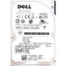 "Dell (W330K) 146GB SAS-2 (2.5"") 6Gbps 15K HDD"