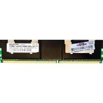 HP (398705-051) - 512MB PC2-5300F (DDR2-667Mhz, 1RX8)