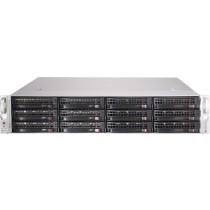"""SuperMicro CSE-826 X9DRi-LN4F 12x 3.5"""" (LFF)"""