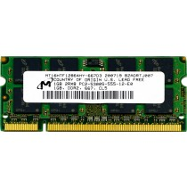 Micron - 1GB PC2-5300S (DDR2-667Mhz, 2RX8)